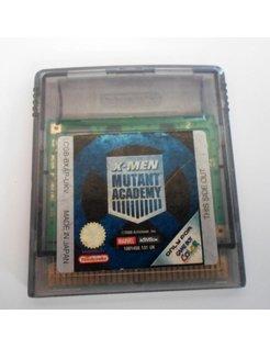 X-MEN MUTANT ACADEMY voor Nintendo Game Boy Color