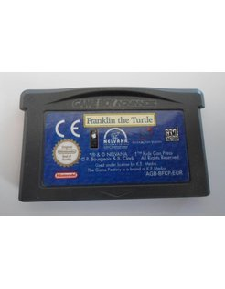 FRANKLIN THE TURTLE voor Game Boy Advance