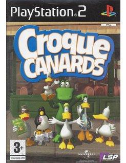 SITTING DUCKS - CROQUE CANARDS für Playstation 2
