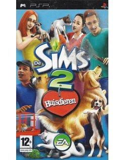 DE SIMS 2 HUISDIEREN for PSP - Dutch