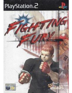 FIGHTING FURY voor Playstation 2