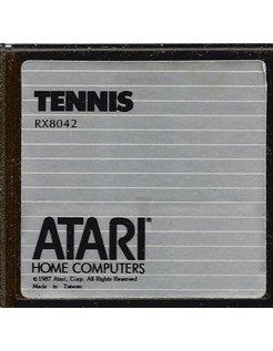 TENNIS für Atari XE / XL