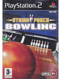 STRIKE FORCE BOWLING voor Playstation 2 PS2