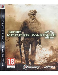 CALL OF DUTY MODERN WARFARE 2 für Playstation 3