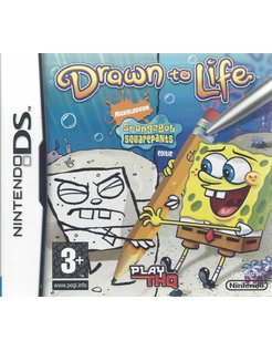 DRAWN TO LIFE SPONGEBOB SQUAREPANTS EDITION für Nintendo DS