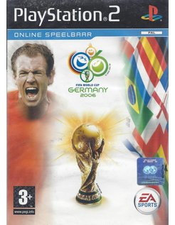 FIFA WORLD CUP 2006 für Playstation 2