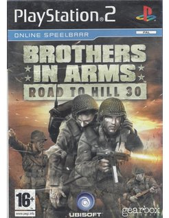 BROTHERS IN ARMS - ROAD TO HILL 30 voor Playstation 2