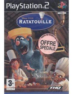 RATATOUILLE für Playstation 2 - NEU - Französisch