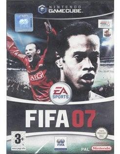 FIFA 07 for Nintendo Gamecube