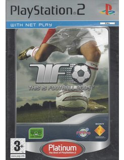THIS IS FOOTBALL 2005 für Playstation 2