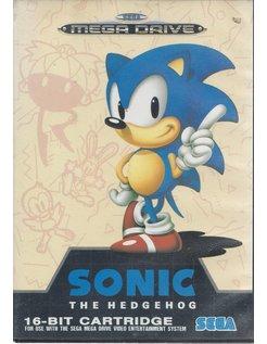 SONIC THE HEDGEHOG for Sega Mega Drive