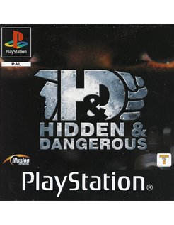 HIDDEN & DANGEROUS for Playstation 1