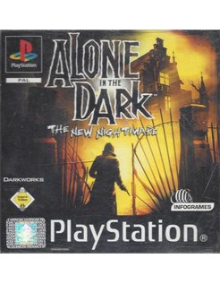 ALONE IN THE DARK THE NEW NIGHTMARE for Playstation 1