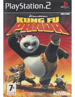 KUNG FU PANDA for Playstation 2 - Dutch