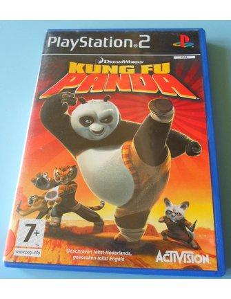 KUNG FU PANDA for Playstation 2 PS2 - Dutch