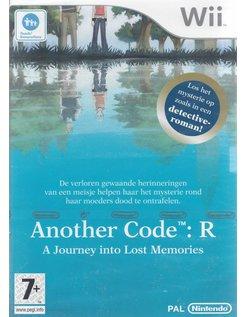 ANOTHER CODE R - A JOURNEY INTO LOST MEMORIES für Nintendo Wii - NEU