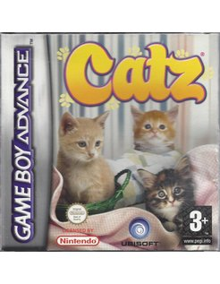 CATZ for Game Boy Advance