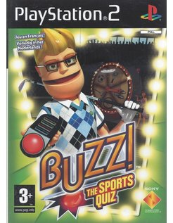 BUZZ THE SPORTS QUIZ for Playstation 2