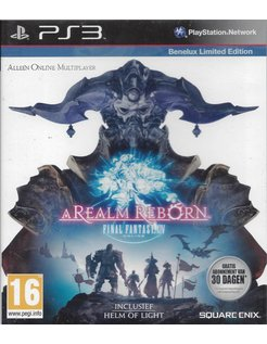 FINAL FANTASY XIV 14 ONLINE - A REALM REBORN for Playstation 3