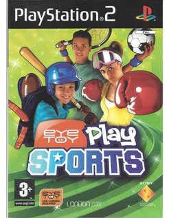 EYETOY PLAY SPORTS voor Playstation 2
