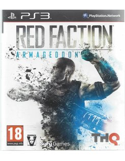 RED FACTION ARMAGEDDON voor Playstation 3