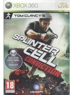 SPLINTER CELL CONVICTION für Xbox 360