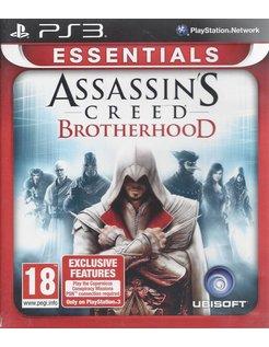 ASSASSIN'S CREED BROTHERHOOD voor Playstation 3