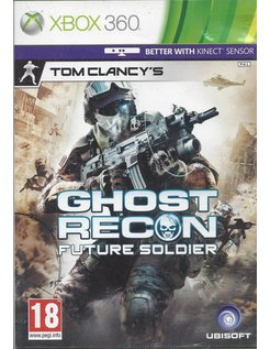 GHOST RECON FUTURE SOLDIER voor Xbox 360