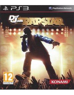 DEF JAM RAPSTAR für Playstation 3