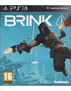 BRINK for Playstation 3