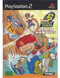 ROCKET POWER BEACH BANDITS für Playstation 2 PS2