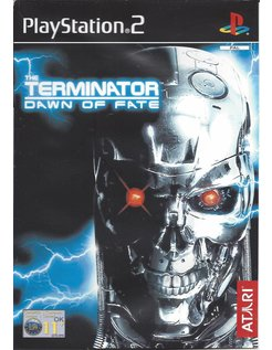 THE TERMINATOR DAWN OF FATE für Playstation 2