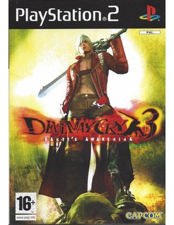 DEVIL MAY CRY 3 DANTE'S AWAKENING for Playstation 2 PS2