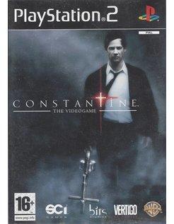 CONSTANTINE voor Playstation 2 PS2