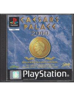 CAESARS PALACE 2000 for Playstation 1