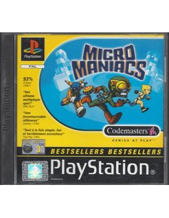 MICRO MANIACS for Playstation 1