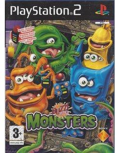 BUZZ JUNIOR - MONSTERS für Playstation 2 PS2