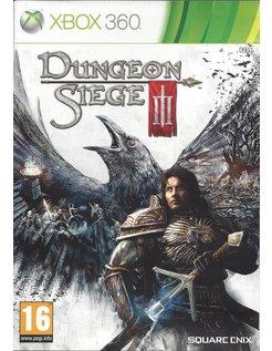 DUNGEON SIEGE III (3) for Xbox 360