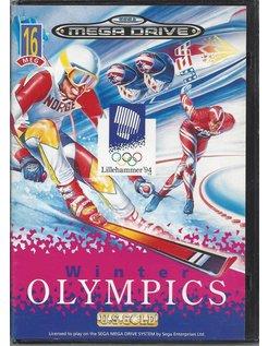 WINTER OLYMPICS for Sega Mega Drive