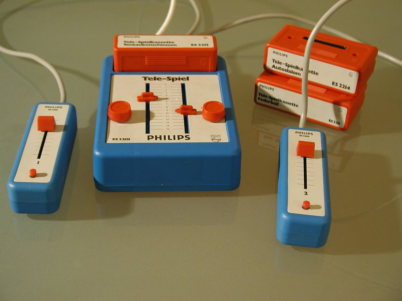 Philips Telespiel