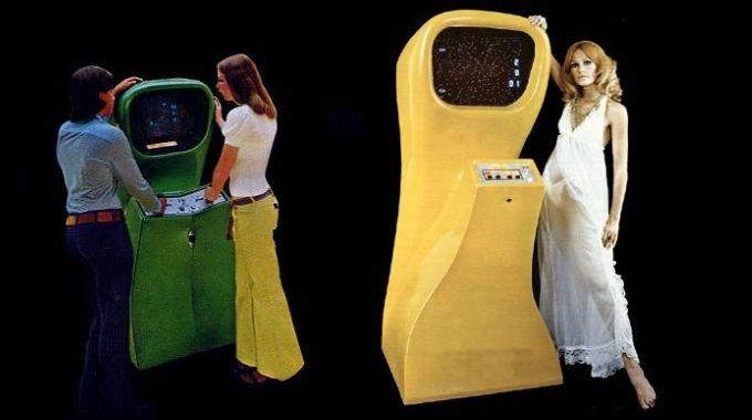 Vintage Video Games