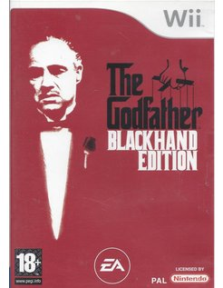 THE GODFATHER BLACKHAND EDITION for Nintendo Wii