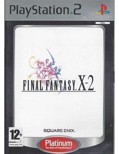 FINAL FANTASY X-2 (10-2) voor Playstation 2