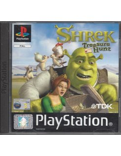 SHREK TREASURE HUNT for Playstation 1