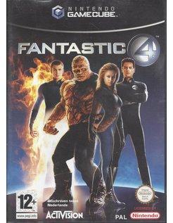 FANTASTIC 4 for Nintendo Gamecube