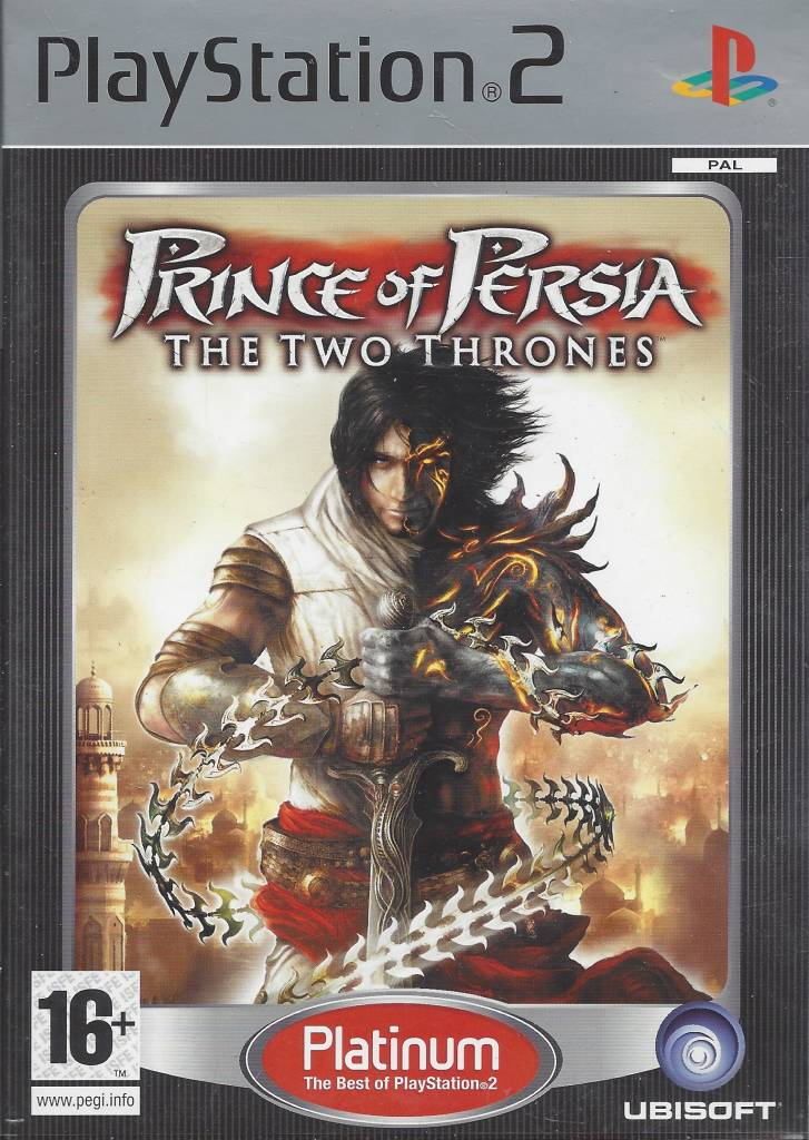 Ps2 prince of persia two thrones download
