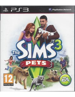 THE SIMS 3 PETS for Playstation 3