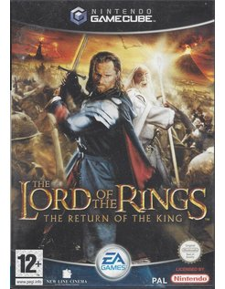 THE LORD OF THE RINGS - THE RETURN OF THE KING for Gamecube
