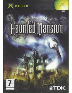 THE HAUNTED MANSION for Xbox