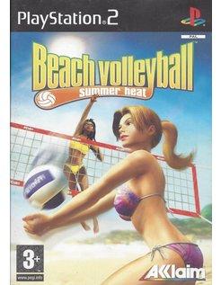 SUMMER HEAT BEACH VOLLEYBALL voor Playstation 2